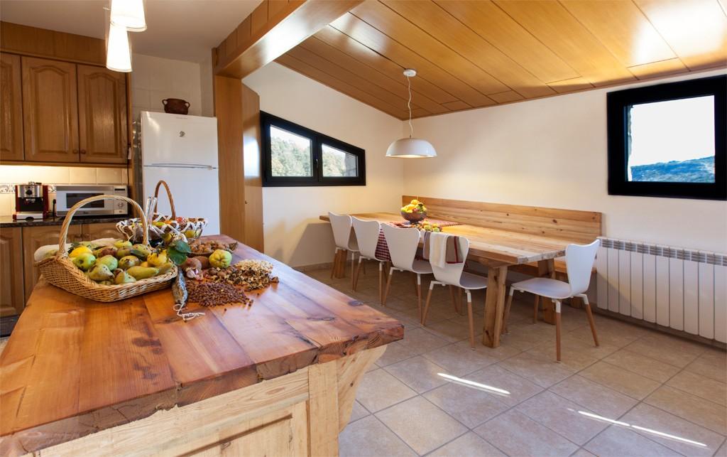 Retreat - Kitchen