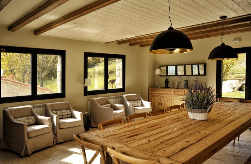 Retreat - Dinning room