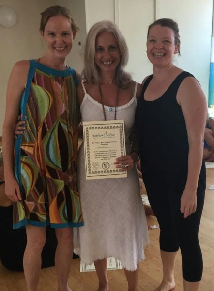 Image of Inma Leal, Heather Anderson and Lezanne Swart